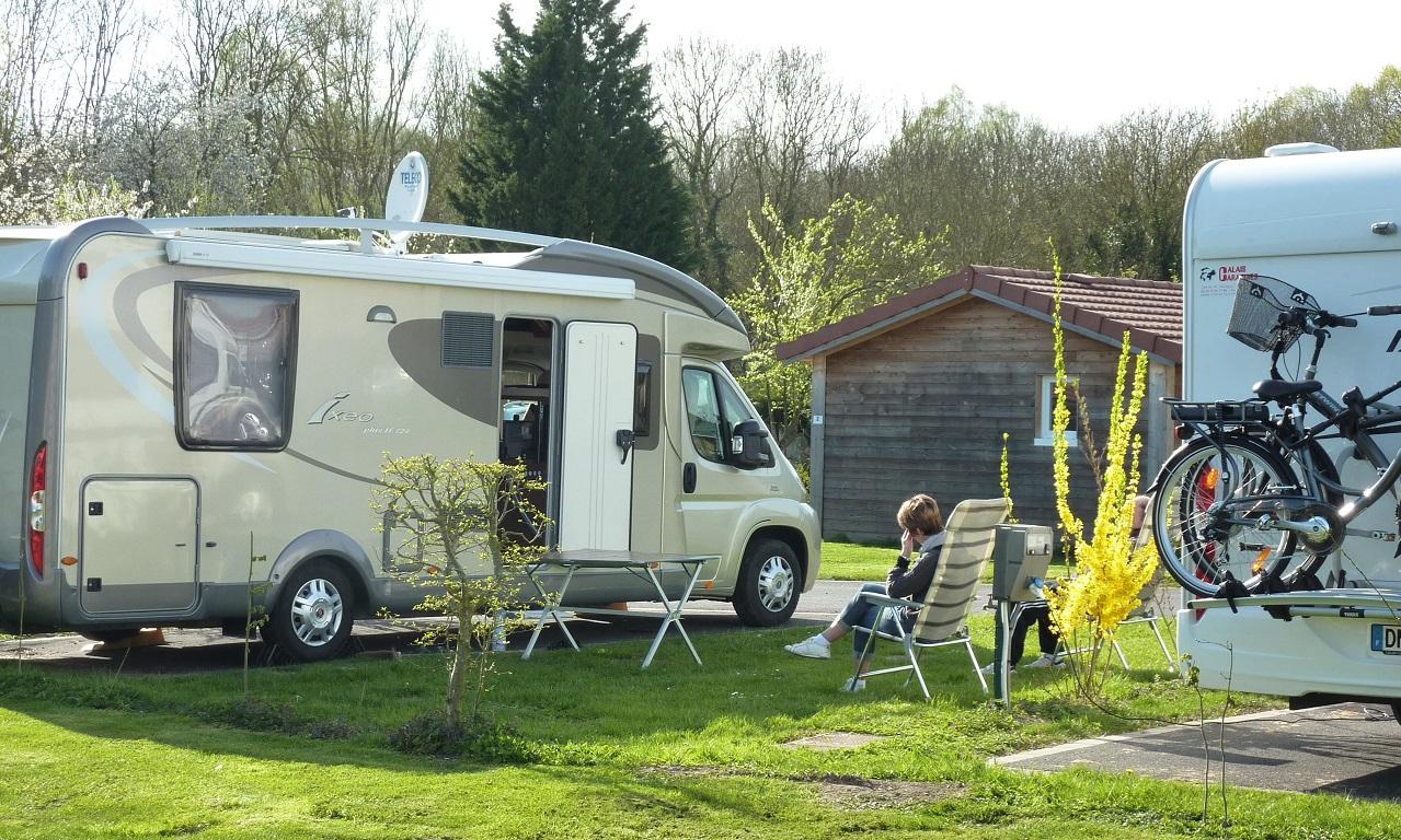 pour lien vers page camping car